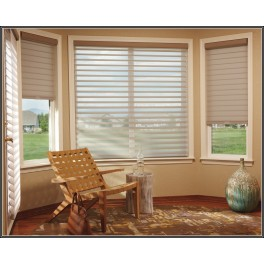 Luxury Triple Shade Blinds