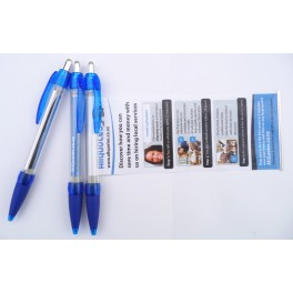 Free Sample - Banner Pen